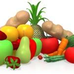 Eat Organic Fruits & Veggies