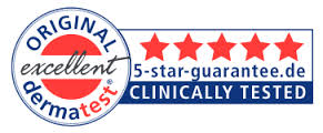Dermatest 5 Star Rating