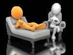 hypnotherapist with patient working on allergies